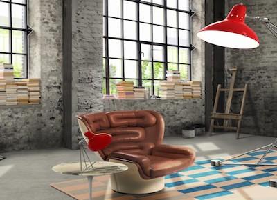Stilnovo - 10 stylowych lamp firmy Delightfull