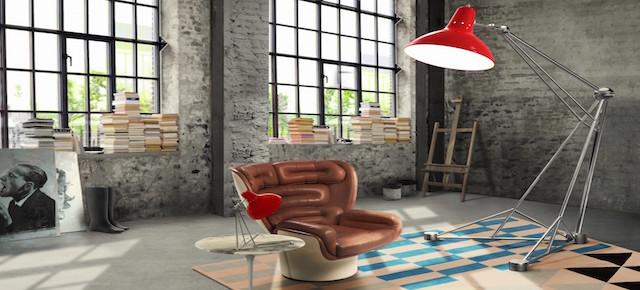 Stilnovo – 10 stylowych lamp firmy Delightfull delightfull