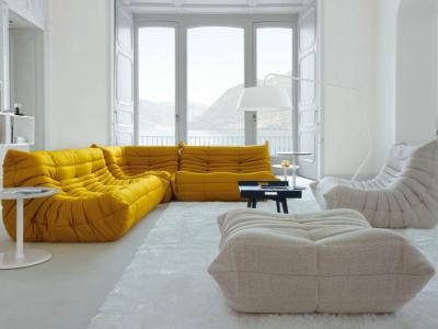 Kolorowa sofa... Odważysz się?