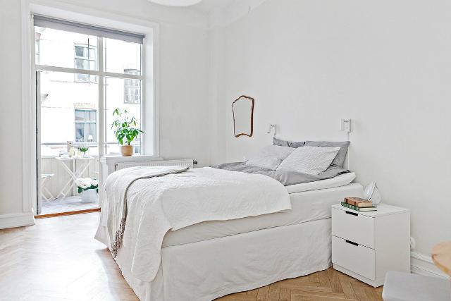 dom-wnetrze-sypialnie-w-stylu-skandynawskim-biale-sciany  10 pięknych sypialni w stylu skandynawskim dom wnetrze sypialnie w stylu skandynawskim biale sciany