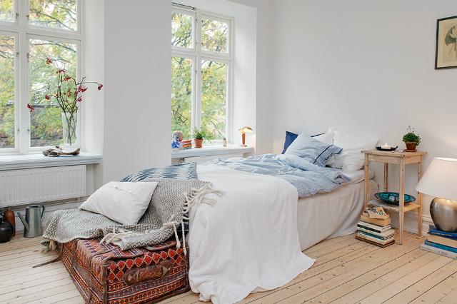 dom-wnetrze-sypialnie-w-stylu-skandynawskim-dekoracje  10 pięknych sypialni w stylu skandynawskim dom wnetrze sypialnie w stylu skandynawskim dekoracje