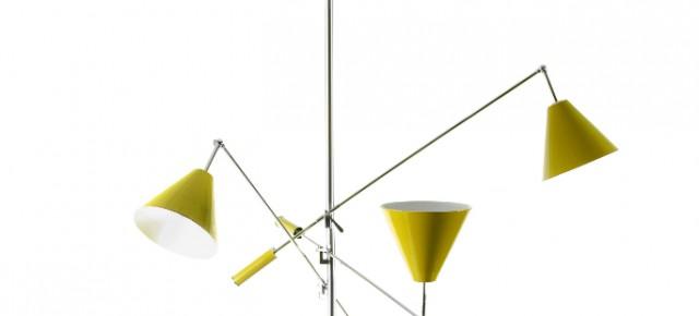 Top 10 żółtych lamp dla twojego domu!