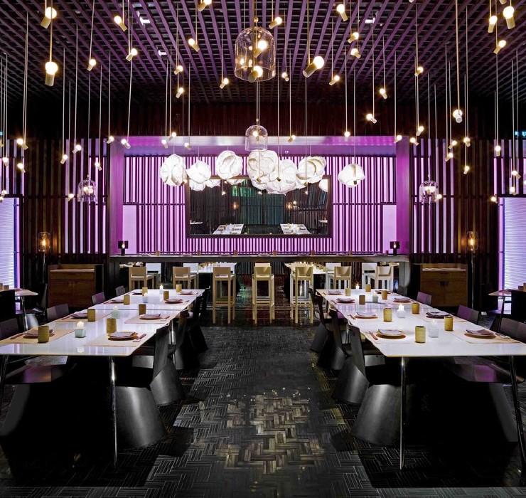 najlepsze restauracje świata  7 najlepiej urządzonych restauracji na świecie lumiere ambiance restaurant