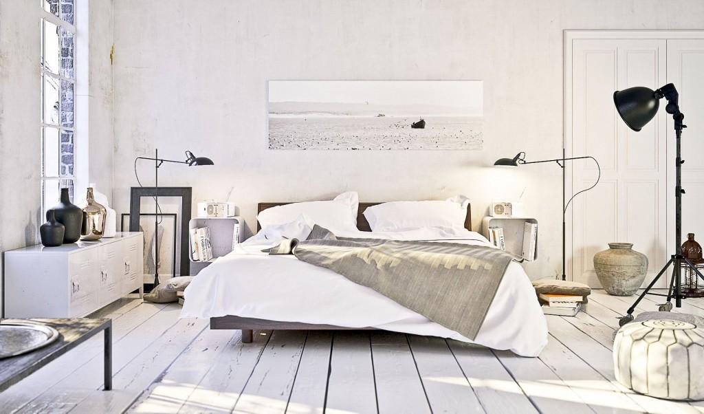 urządzamy małe pomieszczenia  Jak sprawić aby twój mały pokój wydawał się większy? original 96101ee06a6a297c1b0254764e1ac6a1