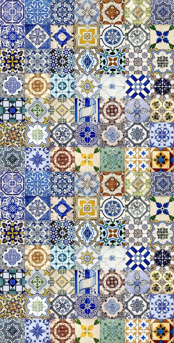 portugalskie płytki