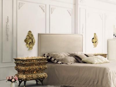 50 luksusowych szafek nocnych do sypialni