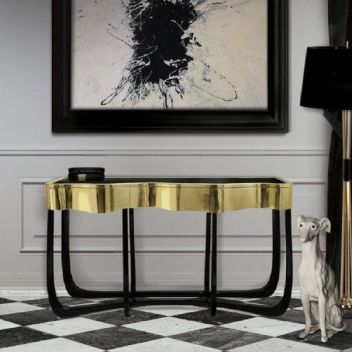 nowoczesne stoliki  Top 10 luksusowych stolików Top 50 Modern Console Tables 27 e1447753448500  Home Page Top 50 Modern Console Tables 27 e1447753448500