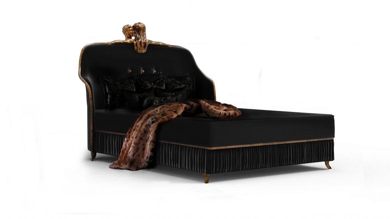 luksusowe łóżka
