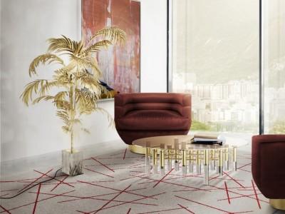 50 nowoczesnych dywanów