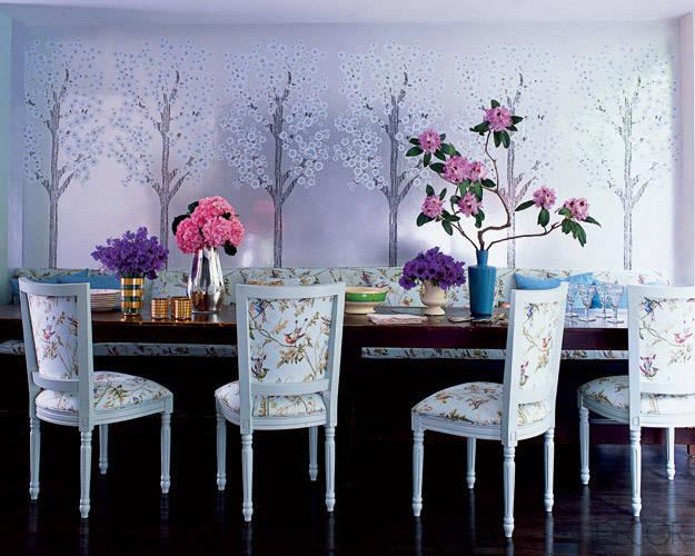 5 kwiatowych inspiracji do domu