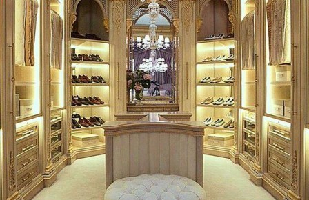 Top 25 luksusowych szaf