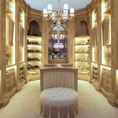 luksusowe szafy